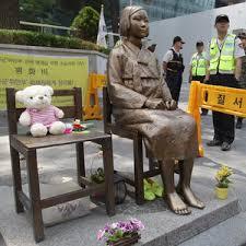 Japanese Comfort Women Stories Best Frenemies Japan Korea Mark 50th Anniversary Despite Rivalry