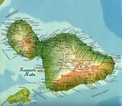 Kahului Airport Map Maui Condo Maui Vacation Rental Maui Accommodations By Kamaole