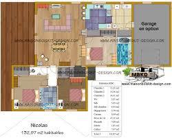 plan maison contemporaine plain pied 3 chambres plan maison 3 chambre plan de maison 3 chambres plain pied 4 plan