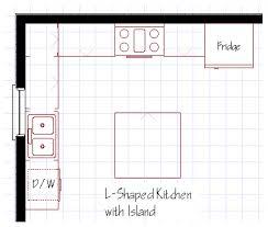 kitchen island floor plans double angled with uotsh
