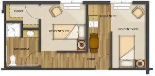 memory care floor plan 1 spring ridge assisted living u0026 memory care