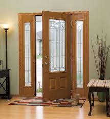 elegant front door entrance