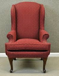Thomasville Wingback Chairs Queen Anne Wing Chair