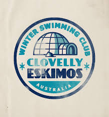 Swimming Logo Design by Logo Design For Winter Swimming Group Russelltate Com
