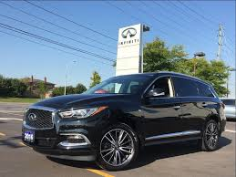 2016 infiniti qx60 exterior and infiniti qx60 2016 with 26 758km at woodbridge vaughan infiniti