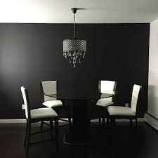 how dark and chic with your walls treeium