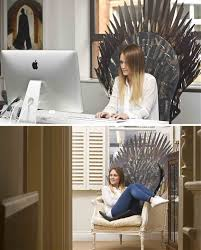 Chair Game Of Thrones 10 Cool Game Of Thrones Chair Ideas Gaming Valar Morghulis And