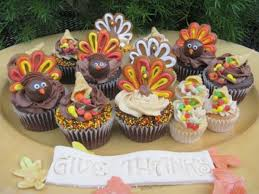 cupcakes for thanksgiving decorating ideas home design inspiration