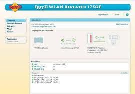 benutzeroberfläche fritz repeater wlan reichweite mehr empfang dank fritz repeater pc welt