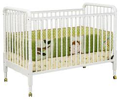 Convertible Cribs Cheap Davinci Lind 3 In 1 Convertible Crib In White M7391w