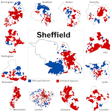 Sheffield England Map by Otl Election Maps Resources Thread Page 90 Alternate History