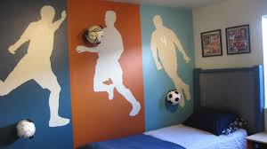 inspirations arts design wall painting for teens boy and cool arts design wall painting for teens boy and cool teenage room ideas soccer boys collection picture murals with art paintings rooms concept