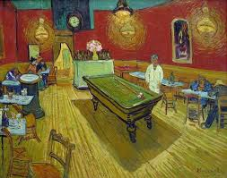 vincent van gogh bedroom the night cafe 1888 by vincent van gogh