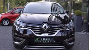renault espace 1 6 tce initiale paris 7pers automaat youtube
