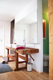 Bad Holzboden Neueswohnen Familie F Dieartige Design Studio Raumplanung