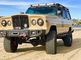 jeep grand wagoneer custom jeep na prodej google