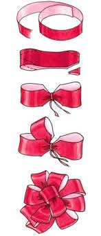 tying gift bows how to tie a diy ribbon bow for gift packaging gift