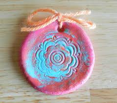 grow creative cornstarch dough ornaments