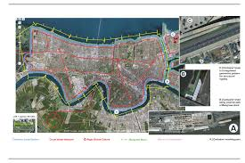 New Orleans Levee Map the big easy wind project by jerry d elmore at coroflot com