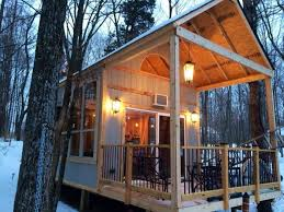 Small Lake Cabin Plans 184 Best Playhouse Camping Cabin Sheds Images On Pinterest Small