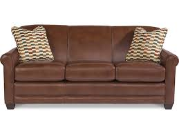 Sofa Bed Lazy Boy by La Z Boy Amanda Casual Sofa With Premier Comfortcore Cushions