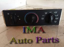 used ford ranger a c u0026 heater controls for sale page 3