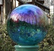 15 best gazing globes images on garden ideas