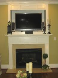 Trim Around Fireplace by 35 Best Tv Niches Images On Pinterest Fireplace Ideas Tv Nook
