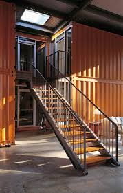 12 container house in blue hill maine idea sgn by adam kalkin 8
