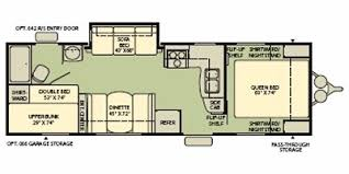Wilderness Rv Floor Plans 2008 Fleetwood Trailers Reviews Prices And Specs Rv Guide