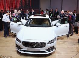can you get a new car with no credit volvo promises deathproof cars by 2020 to eradicate fatal