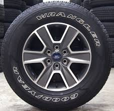 ford f150 rims 17 inch 2017 ford f150 fx4 18 factory oem wheels rims tires 2004 17