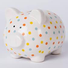 Keepsake Piggy Bank Tiny Treasures Piggy Bank Buy Now