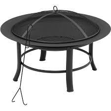 Ebay Firepit Mainstays Outdoor Backyard Pit Garden Bowl Fireplace 28 Ebay