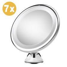 sanheshun 7x magnifying lighted travel makeup mirror sanheshun 7x magnifying lighted travel makeup mirror battery