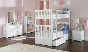 White Twin Over Full Bunk Bed With Stairs Columbia Bunk Bed Twin Over Twin With Two Raised Panel Bed Drawers