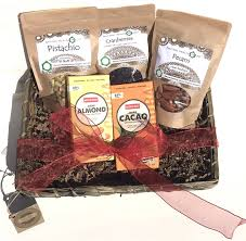 vegan gift basket organic nuts and superfoods vegan gift basket free shipping