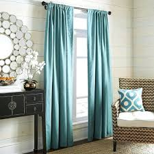 Turquoise And Brown Curtains Brown And Teal Curtains Teawing Co