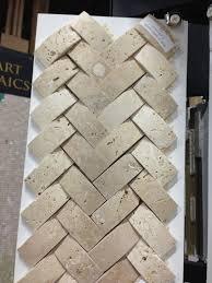 Basket Weave Backsplash Tile Pinterest Tile Wood Kitchens - Basket weave tile backsplash