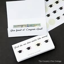 make your own graduation card the country chic cottage