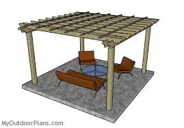 Pergola Blueprints Free by 12x12 Pergola Plans Myoutdoorplans Free Woodworking Plans And