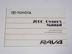 1998 toyota 4runner owners manual 1998 toyota corolla owners manual book owners manuals