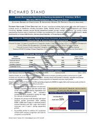 Healthcare Resume Examples by Bod Board Of Directors Resume Samples Mary Elizabeth Bradford