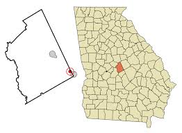 Macon Ga Zip Code Map by Danville Georgia Wikipedia