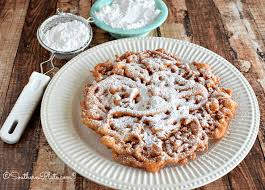 how to make funnel cakes southern plate