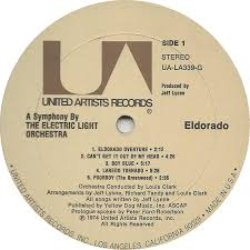 electric light orchestra eldorado vinyl album the electric light orchestra eldorado united