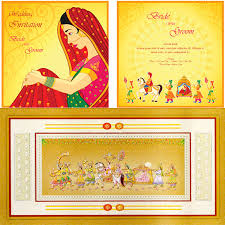 marriage card choose a wedding card online ease preparation burden
