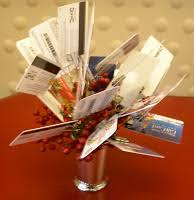 gift card trees family reunion gifts