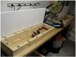 Woodworking Bench Top Plans by 96 Best Workshop Images On Pinterest Woodwork Garage Workshop