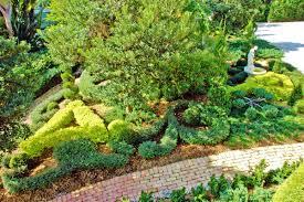 Formal Front Yard Landscaping Ideas - landscape ideas south florida front yard garden design